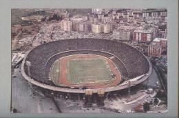 NAPOLI..CALCIO . .FOOTBALL...STADIO....STADE. ...STADIUM...CAMPO SPORTIVO - Calcio