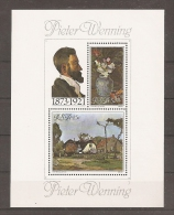 AFRICA DEL SUR 1980 - Yvert #H9 - MNH ** - Blocs-feuillets