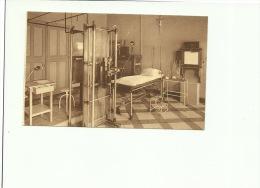 Sijsele Sysseele Sanatorium Elisabeth  X Straien Salle Des Rayons X - Damme