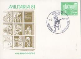 Military - Militaria '81 - Militaria