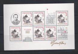 Tchecoslovaquie 1985 Bloc46** MNH Cote 12.50 Euro - Blocchi & Foglietti