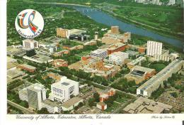 University Of Alberta, Edmonton, Alberta - Edmonton