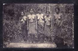 MY-21 MALAYSIA WOMEN OF ULU JELE - Malaysia