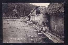 MY-23 MALAYSIA MALAY RAFT HOUSES - Malaysia