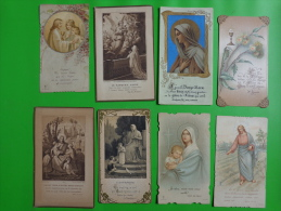 Lot Images Pieuses-bouasse Lebel 2439-letaille Boumard Pl 5554-mille 551-? 10028-bouasse 1300-? 10035 Sous Reserve - Religion & Esotericism