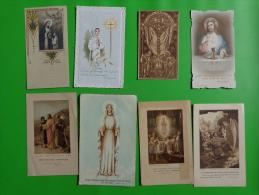 Lot Images Pieuses-boumard 5158-pl 5632 La Communion De St Stanislas Kostka-schaeper 2561 Etc.... - Religion & Esotericism