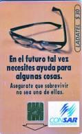 Télécarte à Puce Du MEXIQUE: CONSAR  $30 Utilisée Qualité TTB*affaire à Saisir ******* - Mexico