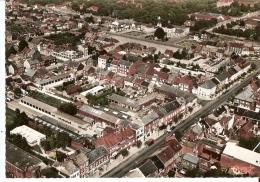 CP  BELGIQUE   3970   BOURG  LEOPOLD    Ac  73-93 A      Vue   Aérienne  -  Panorama - Belgique