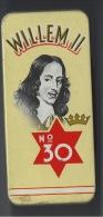 Boite Cigares Willem II - Around Cigarettes