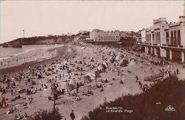FRANCE - BIARRITZ - LA GRANDE PLAGE - Biarritz