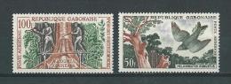 Gabon: PA 2 Et 4 * - Gabon (1960-...)
