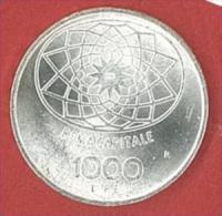 REPUBBLICA ITALIANA - 1000 CONCORDIA - ROMA CAPITALE - FDC - ANNO 1970 - 1946-… : Repubblica