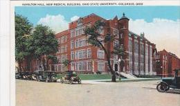 Ohio Columbus Hamilton Hall New MedicalBuilding Ohio State University - Columbus