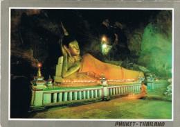 3410. Postal Thailand. PHUKET. Suwan Khu Ha Cave - Tailandia