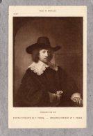39743   Belgio,    Musee  De  Bruxelles -  Rembrandt Van  Ryn  -  Portrait  Presume  De  F.  Coopal,  NV - Musei