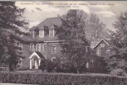 Ohio Cleveland Nazareth The Novitiate Sisters Of St Joseph Rocky River Drive-Artvue - Cleveland