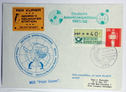 Germany Deutsche Antaktisstationen 1981/82  Ms Polar Queen