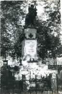 CPSM Lalbenque - Monument Aux Morts - France