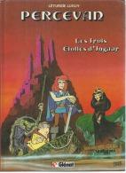 "PERCEVAN  "" LES TROIS ETOILES D'INGAAR "" -  LETURGIE / LUGUY - E.O.  1982  GLENAT - Percevan"