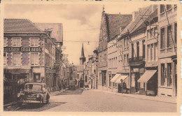 EDINGEN ENGHIEN Rue Montgomery (vieille Voiture, Oude Auto) - Enghien - Edingen