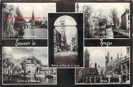 SOUVENIR DE BRUGES BRUGGE MULTI VUES - Brugge