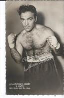 BOXEUR MARCEL CERDAN - Boxing