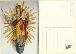 Ak Deutschland - St. Peter   - Pfarrkirche,church,Eglise - Rosenkranzmadonna - Virgen Mary & Madonnas