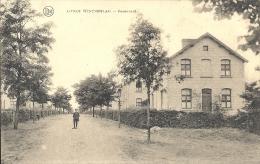 GENCK WINTERSLAG : Boulevard - RARE CPA - Edit. Maison Alex Geurden - Cachet De La Poste 1924 - Genk