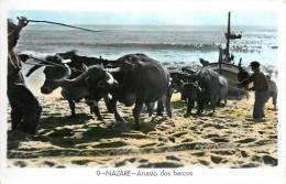 CPSM Nazaré-Arrasto Dos Barcos  L1306 - Portugal