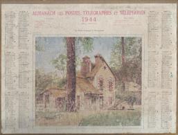 Almanach Des Postes  Télégraphes Et Téléphone /Le Petit Trianon/ Seine / Paris /1944    CAL126 - Calendars
