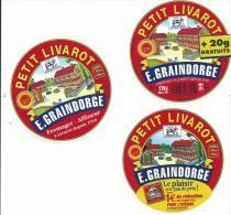 étiquette De Fromage:  Lot - Fromage