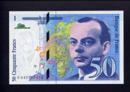50F SAINT-EXUPERY  1997   NEUF   45 MILLIONS  LETTRE  N - 1992-2000 Aktuelle Serie
