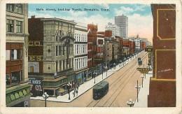 Mai13 793 : Memphis  -  Main Street  -  Looking North - Memphis
