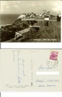 Sperlonga (Latina): Villa Raf Vallone. Cartolina B/n Anni ´50 Viaggiata 1963 (timbro Postale) - Latina