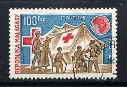 MADAGASCAR - N° A135° - SCOUTISME - Madagascar (1960-...)