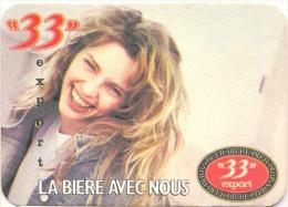 "#D68-201 Viltje ""33"" - Sous-bocks"