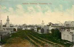 Mai13 803 : Plaquemine  -  Catholic Cemetery - Etats-Unis