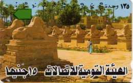 Egypte : Parc Ruines Préhistoriques - Egypte