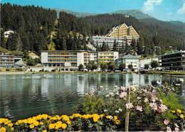 Suisse-VS Valais- L´Etang Grenon à MONTANA CRANS ( Editions:Darbellay  12622) * PRIX FIXE - VS Valais