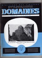Bulletin Officiel Annonces Administration Domaines-N°413-Fort Du Portalet (Basses-pyrénées) Borce, Etsaut, Urdos- - Livres, BD, Revues