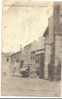 LOIRE 42.SAINT JEAN SOLEYMIEUX GRANDE RUE - Saint Jean Soleymieux