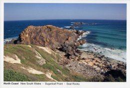 Sugarloaf Point, Seal Rocks, North Coast, New South Wales - Gottschalk Unused - Australia