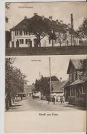 Gruss Aus Linx .  Militar-Kaserne.Dorfstrad E. - Andere