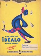 Teinture Ideale Tous Tissus Produits Gonnet Tissu Traité Avec Idealo Illustration Verva - Protège-cahiers
