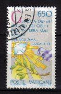 VATICANO - 1986 YT 795 USED - Vaticano (Ciudad Del)