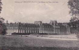 CPA 28 PONGOUIN ,le Château Des VAUX. - Autres Communes