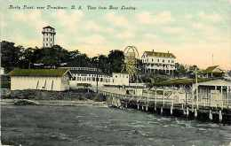 Mai13 846 : Rocky Point, Near Providence  -  View From Boat Landing - Etats-Unis