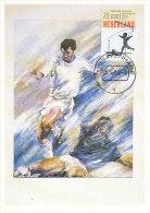 D12119 CARTE MAXIMUM CARD FD 1989 NETHERLANDS - SOCCER - CP ORIGINAL - Soccer