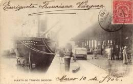 Matanzas  Puerto De Tampico - Mexique