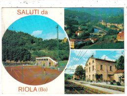 BOLOGNA - SALUTI DA RIOLA - Bologna